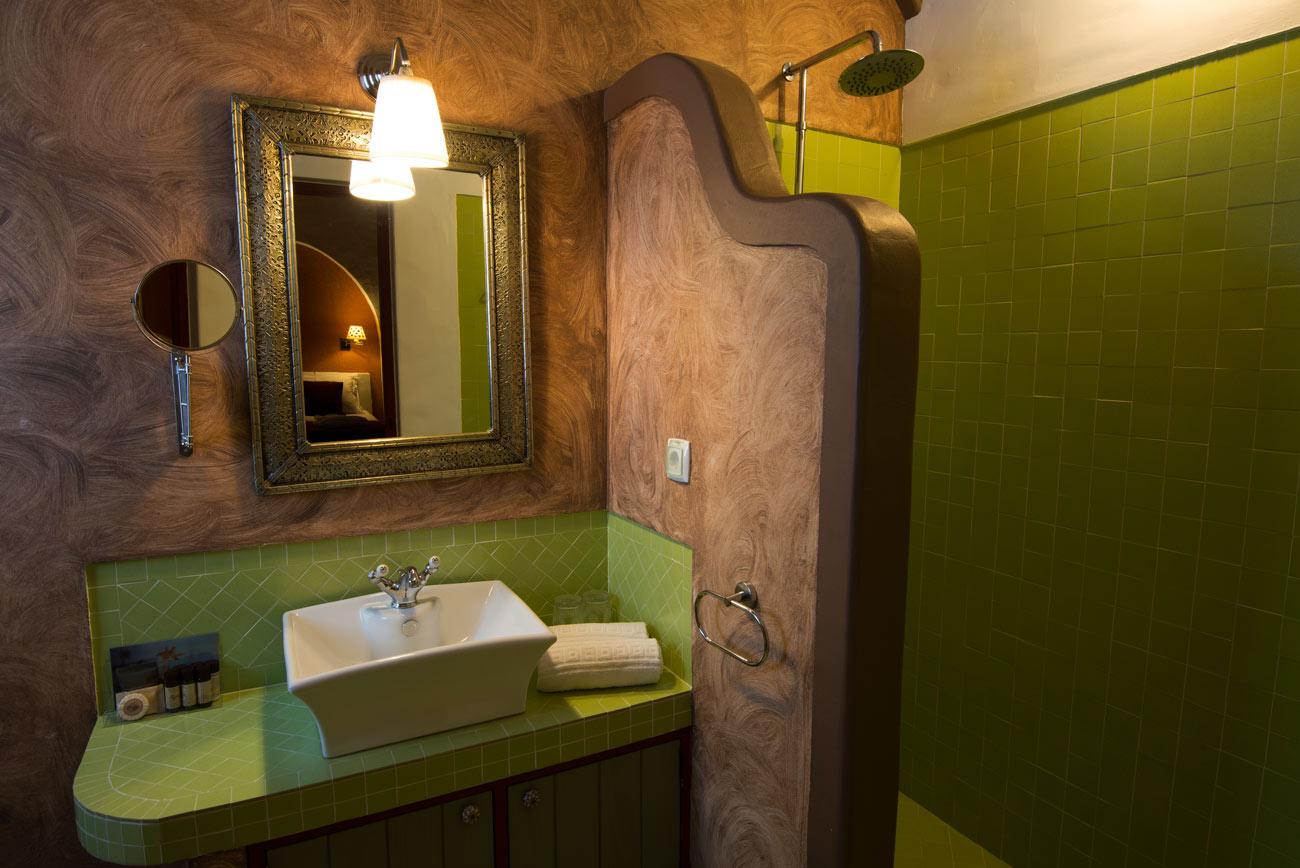 casa de banho suite familiar