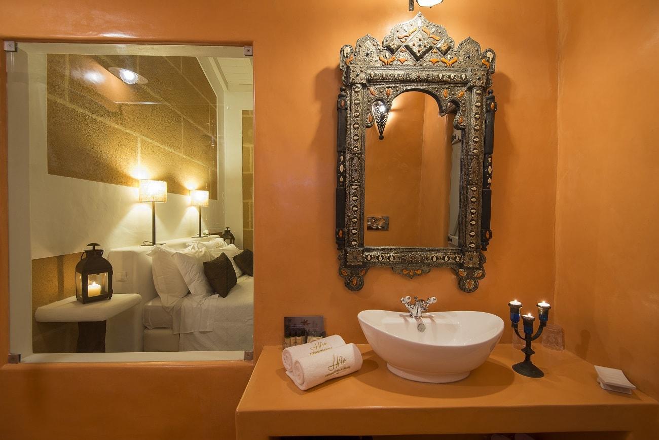 suite superior taipa casa de banho