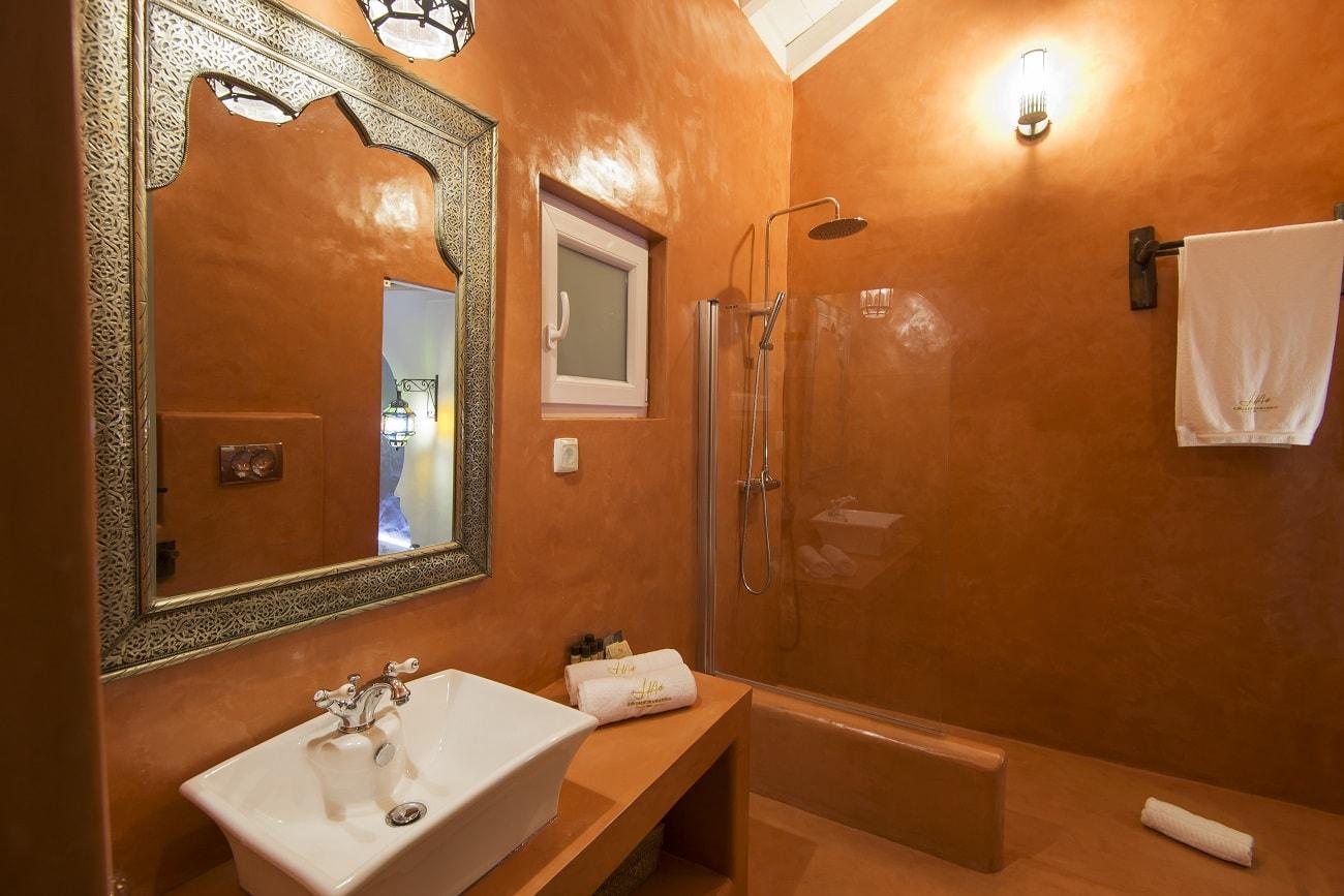 Suite Master Rosa - Casa de Banho