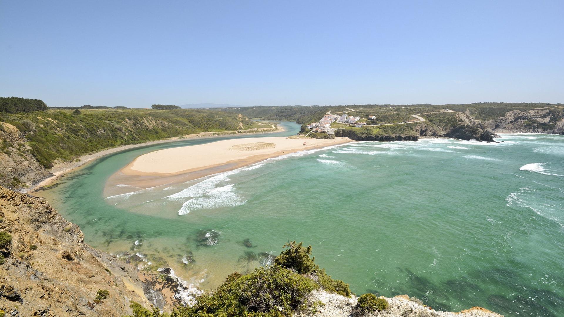 As 10 Melhores Praias Da Costa Vicentina Herdade Do Amarelo