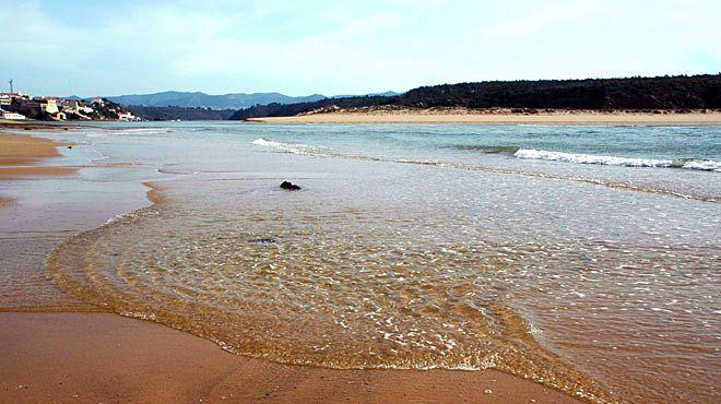 Praia das Furnas - Areal