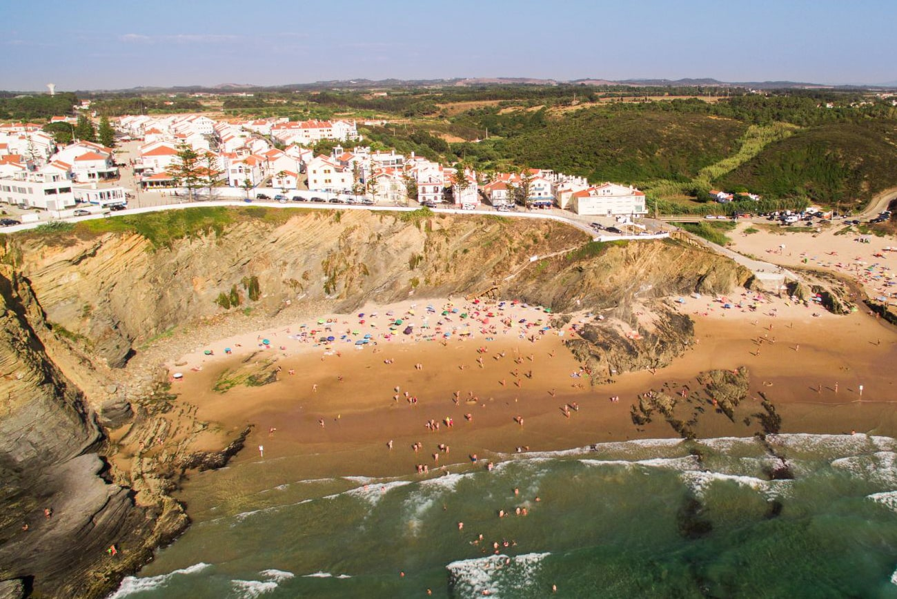 zambujeira do mar praia